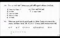 Matematica: Test ammissione medicina