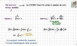 Matematica: Equazioni differenziali e problemi di cauchy