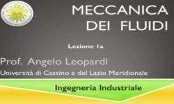 Meccanica dei fluidi - Uniclam