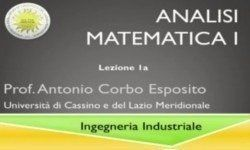 Analisi Matematica 1 - Uniclam