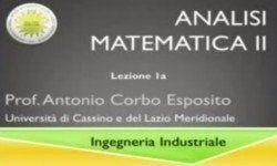 Analisi Matematica 2 - Uniclam