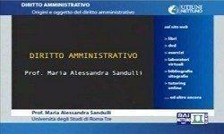 Diritto Amministrativo - UniNettuno