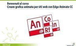 Corso creare grafica animata per siti web con Edge Animate CC
