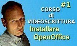 Corso di videoscrittura con OpenOffice