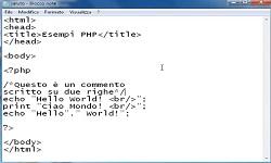 PHP facile e pratico, le basi della programmazione