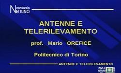 Antenne e Telerilevamento - UniNettuno