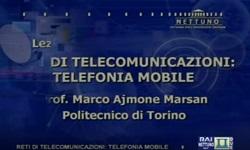 Reti di Telecomunicazioni: Telefonia Mobile - UniNettuno