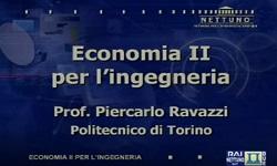 Economia II per LIngegneria - UniNettuno