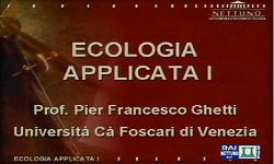 Ecologia Applicata I - UniNettuno