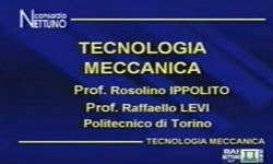 Tecnologia Meccanica - UniNettuno