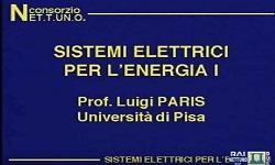 Sistemi Elettrici Per lEnergia I - UniNettuno