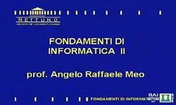 Fondamenti di Informatica II - UniNettuno