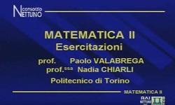 Matematica II - UniNettuno