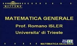 Matematica Generale - UniNettuno