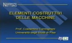 Elementi Costruttivi Delle Macchine - UniNettuno