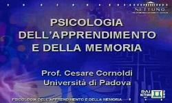 Psicologia dellApprendimento e della Memoria - UniNettuno