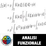 Corso di Analisi Funzionale