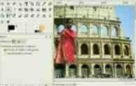 Ritagliare immagini con GIMP