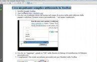 Creare un pulsante per la Google Toolbar