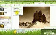 Fotoritocco online con Picnik