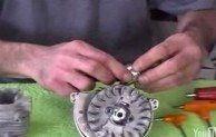 Assemblaggio del motore della 360 challenge